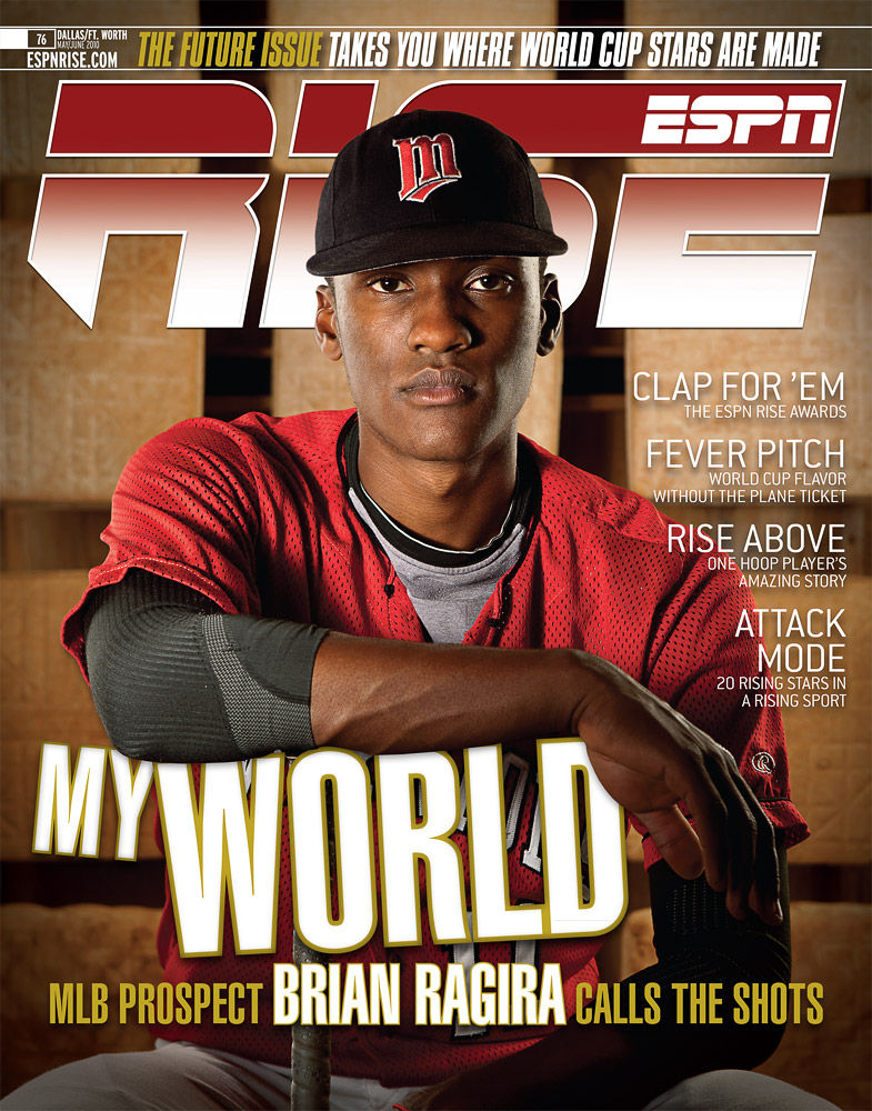 ESPN RISE May/June 2010 Cover - Dallas-Fort Worth Edition