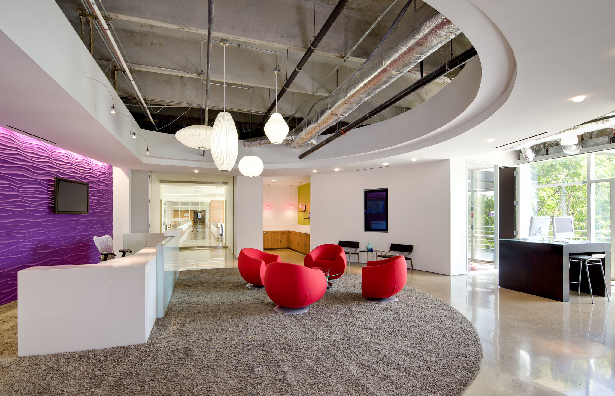Sean gallagher photography portfolio images commercial for Ad agency office design